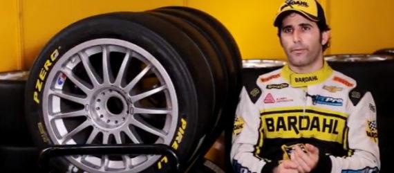 A escolha dos pneus na Stock Car